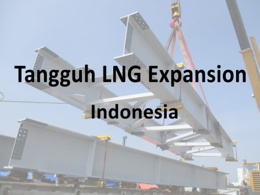 Tangguh LNG Expansion Project Indonesia