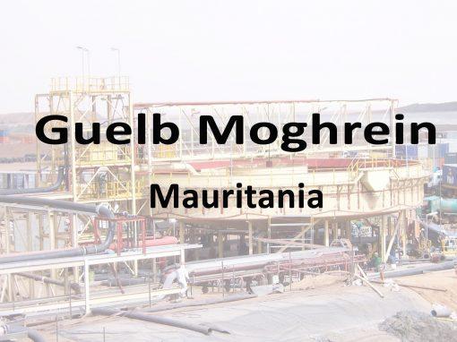 Guelb Moghrein Project Mauritania