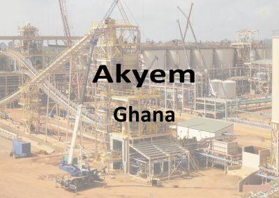 Akyem Project Ghana