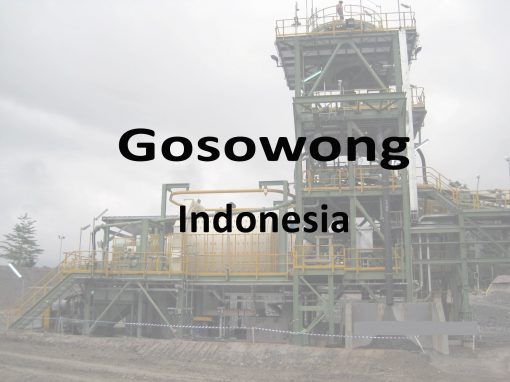 Gosowong Project Indonesia