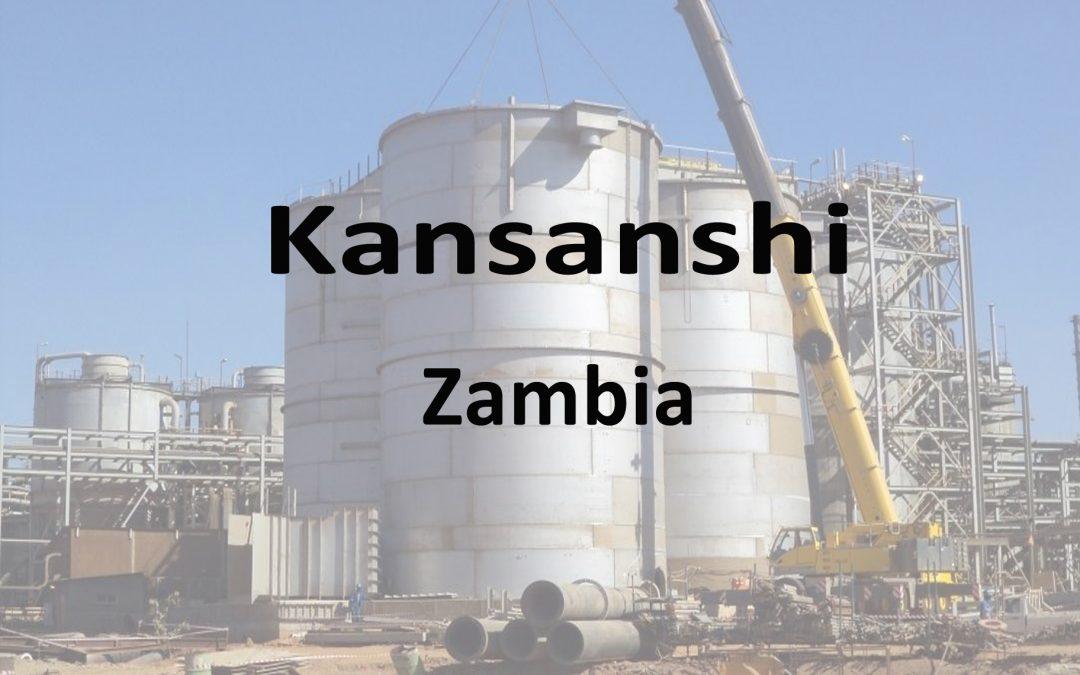 Kansanshi Project Zambia