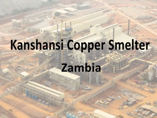 Kansanshi Copper Smelter Project Zambia