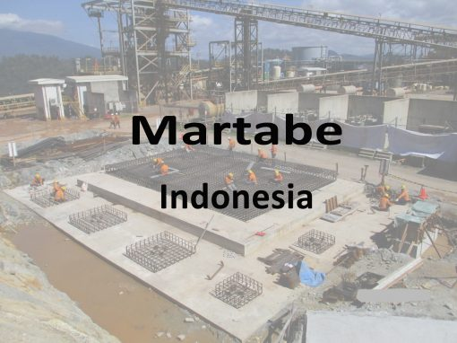 Martabe Project Indonesia