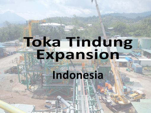 Toka Tindung Expansion Project Indonesia